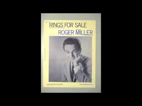 Rings For Sale - Roger Miller