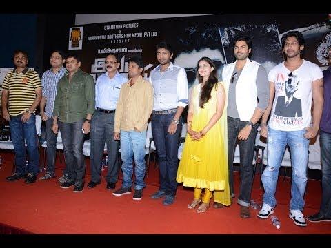 Ivan Vera Mathiri Team Meet | Vikram Prabhu | Surabhi | Ganesh Venkatraman | Saravanan 2 - BW