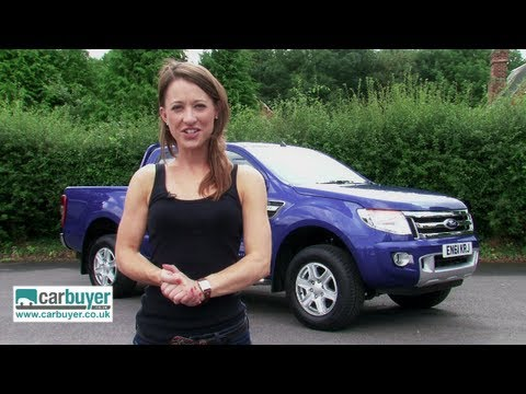 Ford Ranger pick-up review - CarBuyer