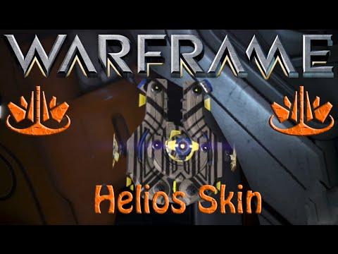 Warframe - Simaris Helios Skin