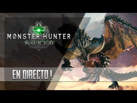 Monster Hunter World BETA - 07 - Desafiando al Nergigante