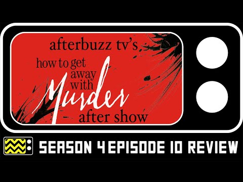 How to Get Away With Murder Season 4 Episode 10 Review & Reaction | AfterBuzz TV