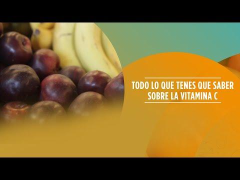 La botica de Cocineros, vitamina C