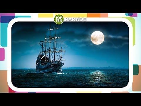 le dieci navi fantasma ancora avvolte nel mistero