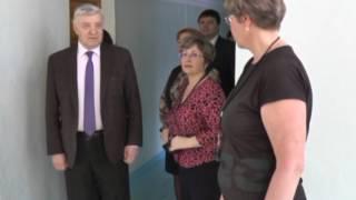 Рабочий визит председателя Федерации в Карталинском райне