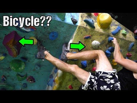 Rock Climbing Terminology Basics: Footwork