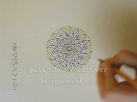 How to Grow a Mandala