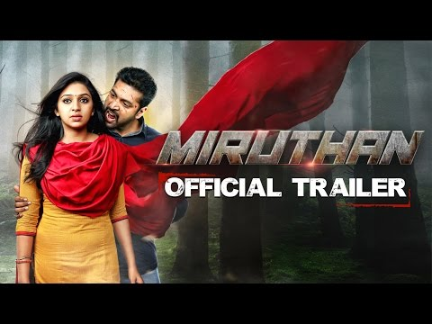 Miruthan - The First Ever Tamil Zombie Thriller Movie | Jayam Ravi