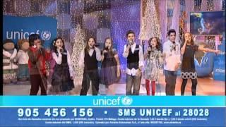 Download Lagu Abraham Mateo - CHIQUITITA - Especial Gala Unicef 2010 Mp3