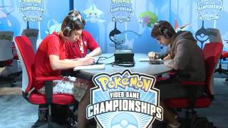 2016 Pokémon National Championships: VG Masters Top 8, Match C by The Official Pokémon Channel