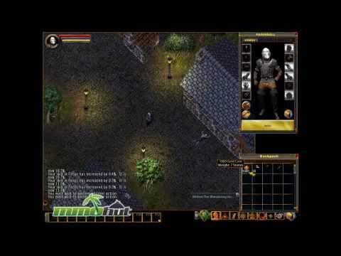 Ultima Online Gameplay – First Look HD