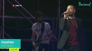 Kasabian - Lollapalooza Argentina 2015 (Buenos Aires, Argentina) Full Concert