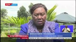 Mwanamke Ngangari: Seneta Mteule Bi. Zipporah Kittony