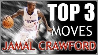 Jamal Crawford Top 3 Moves (BREAK ANKLES)!!!: Basketball Moves