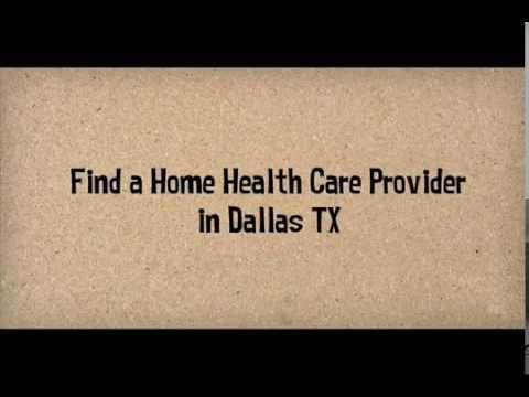 Home Health Care Provider – Dallas TX | 24 hours Home Health Care Provider