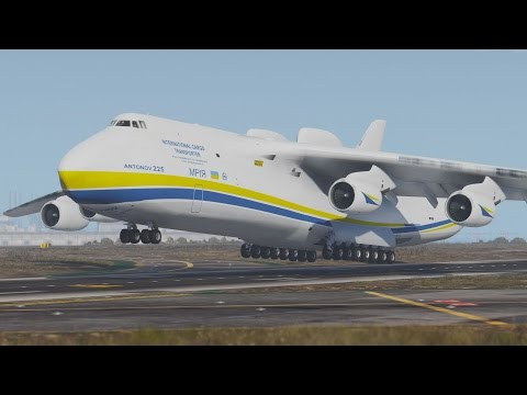 The Biggest Aircraft in The World...