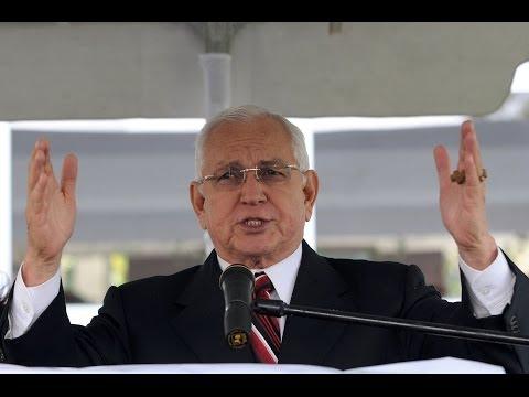 Roberto Micheletti sobre la vida después de la presidencia de Honduras -- Noticiero Univisión