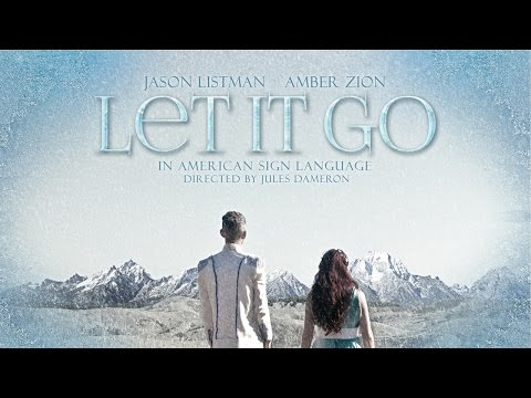 'Let It Go' performed by Amber Zion & Jason Listman