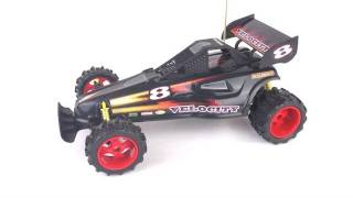 New Bright Pro Dirt Velocity RC Buggy Tested