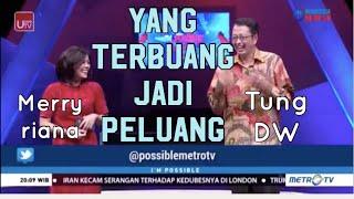 Video Yang Terbuang Jadi Peluang  by Merry Riana & Tung DW MP3, 3GP, MP4, WEBM, AVI, FLV Juni 2018