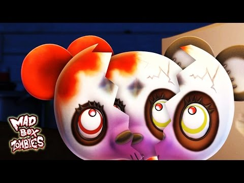 Video Animasi zombie lucu: Pitcher Pan - Mad Box Zombies download in MP3, 3GP, MP4, WEBM, AVI, FLV January 2017