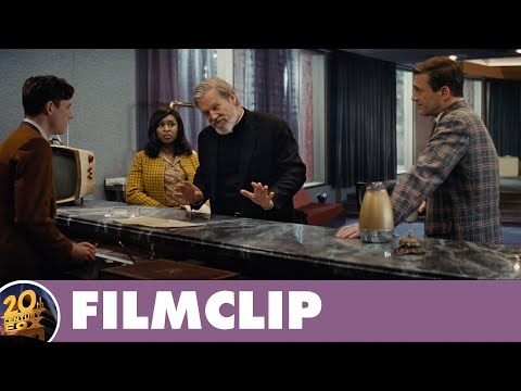 Bad Times at the El Royale | Offizieller Filmclip : Priester | Deutsch HD German (2018)