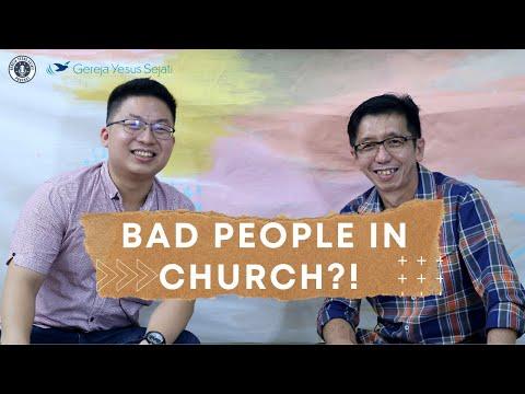 Kok Orang Gereja Gitu Sih Bikin SAKIT HATI?? Nih jawaban TEGAS dari Pdt Silas!  [True Jesus Church]