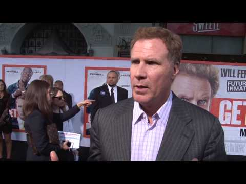 Get Hard: Will Ferrell Red Carpet Premiere Interview