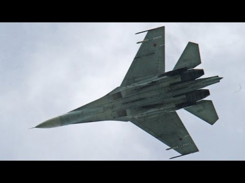 Military Aircraft Operated by Russia Fighter/Attack...