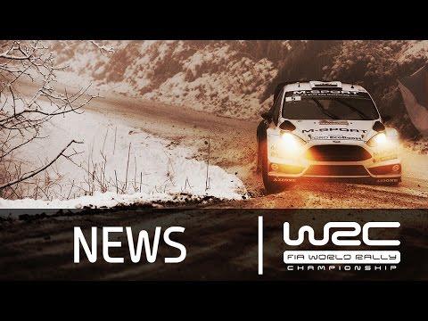 Vídeo resumen tramos 9 – 10 WRC Rallye Montecarlo 2015
