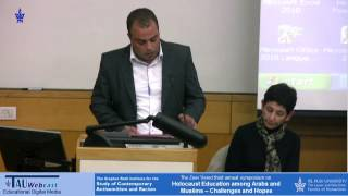 7-Abdellah Benhssi - Holocaust Education among Arabs and Muslims