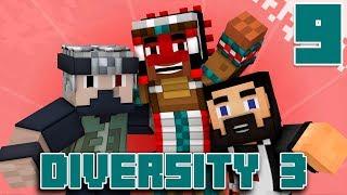 Team Canada Plays DIVERSITY 3 - EP09 (Custom Minecraft Map)