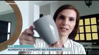 Pesquisa da Associação Brasileira da Indústria de Café mostram que o consumo da bebida ampliou em me