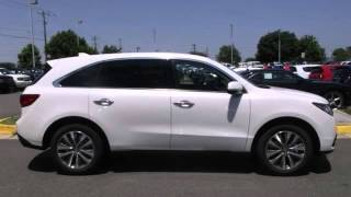 2014 Acura MDX Fairfax Acura Washington-DC, MD #AEB011885