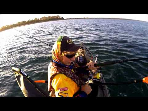 Inshore Reef, Kayak Fishing- Gatakers Bay