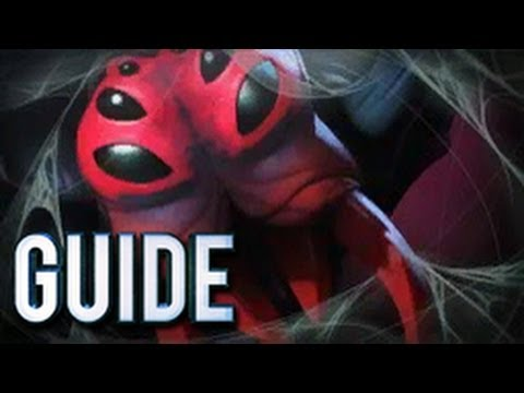 Broodmother DOTA 2 Guide