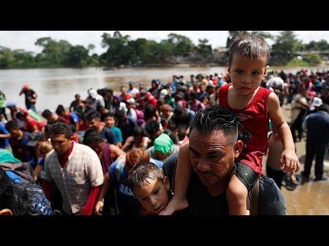 ΗΠΑ: Στέλνει στρατό ο Τραμπ στα σύνορα με το Μεξικό