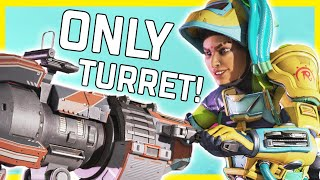 Apex Legends Sheila Only Challenge! A Lot Harder Than It Seems!