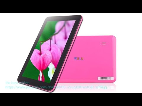 iRULU eXpro X1a 9 Inch Review Quad Core Tablet PC