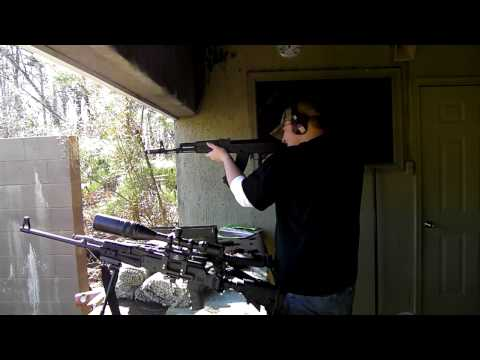 Video Shooting the AK-47 SGL 21 download in MP3, 3GP, MP4, WEBM, AVI, FLV January 2017