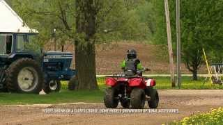 9. ARCTIC CAT ATV YOUTH 2014
