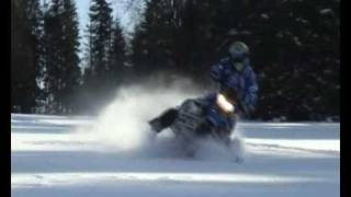 6. Białka Tatrzańska YAMAHA Phazer MTX  2008 snowmobile