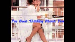 Mariah Carey-I've Been Thinking About You(With Onscreen Lyrics)