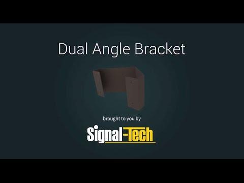 Dual Angle Bracket