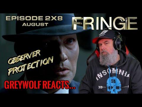 Fringe - Season 2 Episode 2x8 'August' REACTION & REVIEW