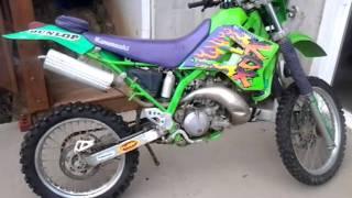 10. Kawasaki KDX 200 (1997)