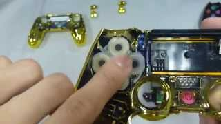 HOW TO MAKE A GOLDEN PS4 CONTROLLER