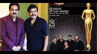 Chiranjeevi to attend 9th Vijay Awards?
