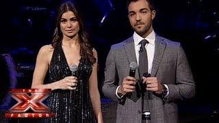 النتائج التصويت - العروض المباشرة - الأسبوع 5 - The X Factor 2013