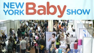 Best of NY Baby Show featuring Maxi-Cosi Car Seats, Strollers, Ubbi Diaper Pail, & more